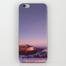Under a blue sky iPhone & iPod Skin