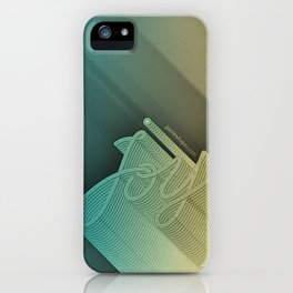Joy – Stone Dark iPhone Case