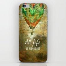 All life...  [ N°2 ] iPhone & iPod Skin