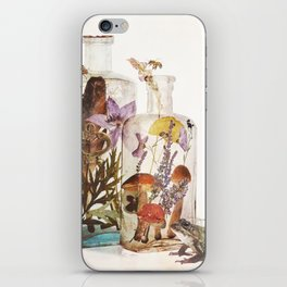 WITCH BOTTLES iPhone Skin