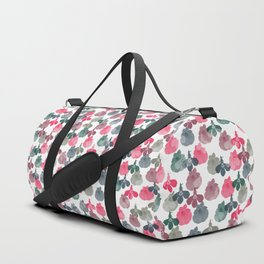 Abstract floral pattern 38 Duffle Bag