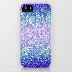 Glitter Graphic Background G105 Slim Case iPhone (5, 5s)