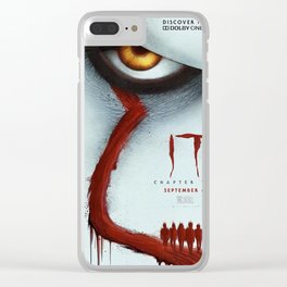 It Chapter Two Clear iPhone Case