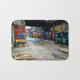 Mean Streets Bath Mat