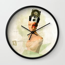 Photographic Memory Wall Clock