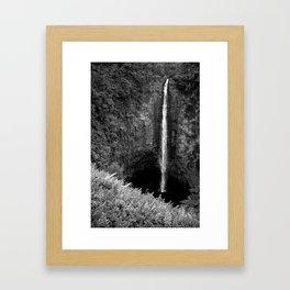 Akaka Falls Framed Art Print
