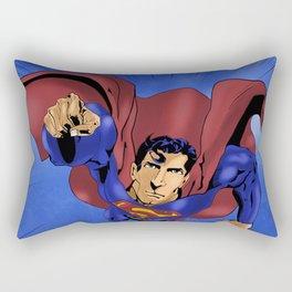 Super Flight Rectangular Pillow