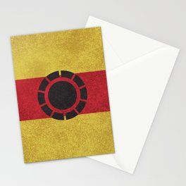 Iron Clade Colors Stationery Cards
