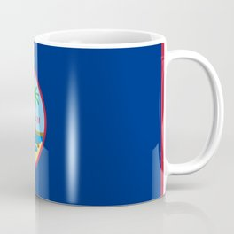 Flag of Guam Coffee Mug