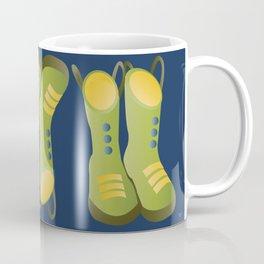 Fun Rain Boots Coffee Mug