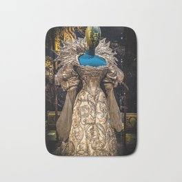 Dress. Bath Mat
