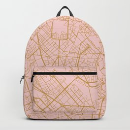 Milano map Backpack