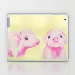 Baby Piglets Laptop & iPad Skin