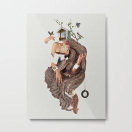 House No.18 Metal Print