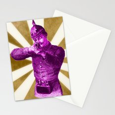 Pink Soldier Stationery Cards