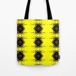 Mustard Seed Pattern Tote Bag
