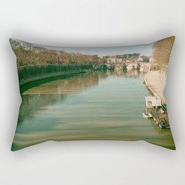 Tiber River Rectangular Pillow