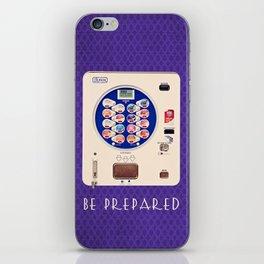 Be Prepared iPhone Skin