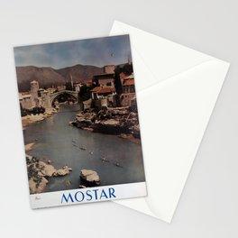placard Mostar Stationery Cards