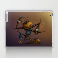 Freddy Pumpkins Laptop & iPad Skin