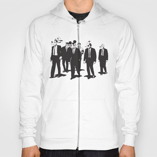 Walt's Protection Crew Hoody