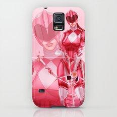 Pink Ranger Slim Case Galaxy S5
