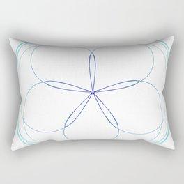Venus Mandala Rectangular Pillow