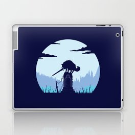Grey Wolf Sif (Dark Souls) Laptop & iPad Skin