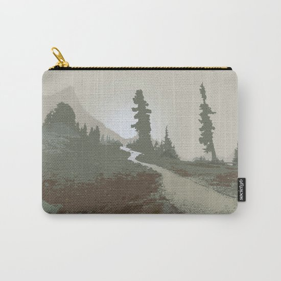 FOGGY MOUNTAIN TRAIL Carry-All Pouch