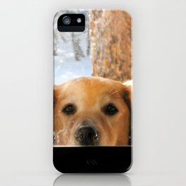 Whacha Doin'? iPhone Case