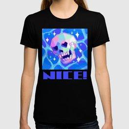 A REAL NICE SKULL T-shirt