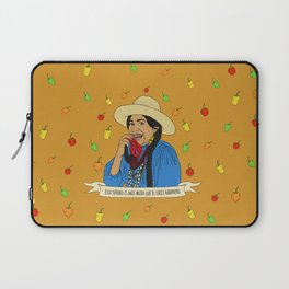 La India Maria Laptop Sleeve