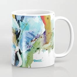 Animal painting Coffee Mug