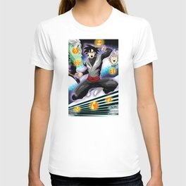 Zamasu and Black T-shirt