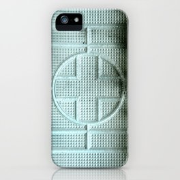 Fragments of Time: Iron Horse Series No. 020 iPhone Case