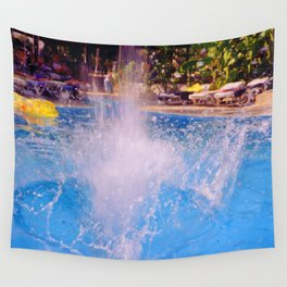 Splash 3 Wall Tapestry