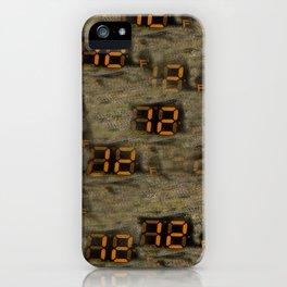 12 iPhone Case