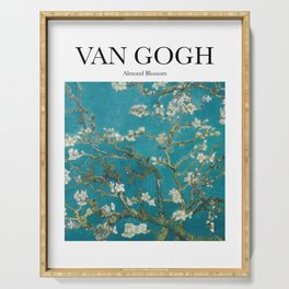 Van Gogh - Almond Blossom Serving Tray