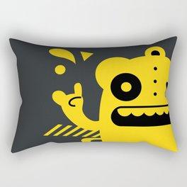 Monster Art Rectangular Pillow