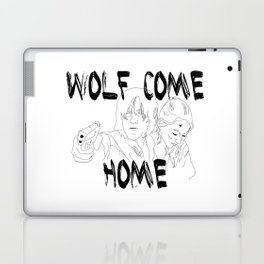 Wolves Come Home Laptop & iPad Skin