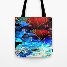 Night Park's sounds Tote Bag
