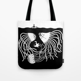 Curious Creatures Tote Bag