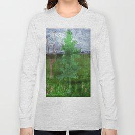 Mushroom hunt Long Sleeve T-shirt