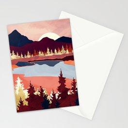 Grapefruit Sky Stationery Cards
