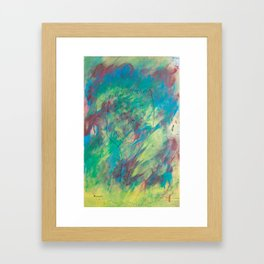 Foot Terrorist  Framed Art Print