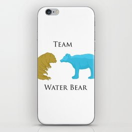 Team Waterbear iPhone Skin