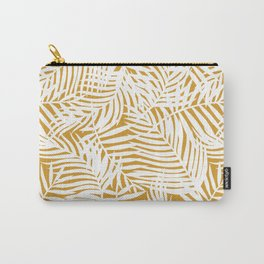 Mango Bright Tropical Island Carry-All Pouch