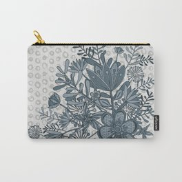 Blue Ballad Carry-All Pouch