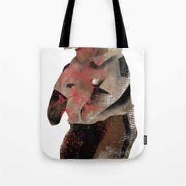 Rick Bear Tote Bag