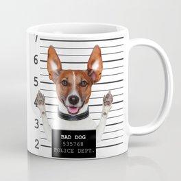 Jack russell prisoner Coffee Mug